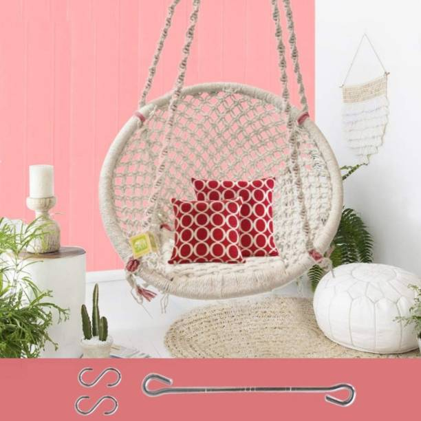 Curio Centre Round Cotton Large Swing