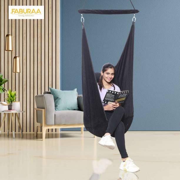 Faburaa Swing for Balcony , Hanging swing Polyresin Hammock