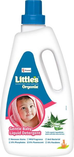 Little's Organix Gentle Baby Liquid Detergent with Aloe Vera and Neem Multi-Fragrance Liquid Detergent