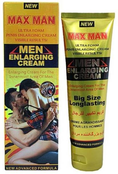THE NIGHT CARE Max Man Enlarging Gel Personal Lubricant For Men Lubricant