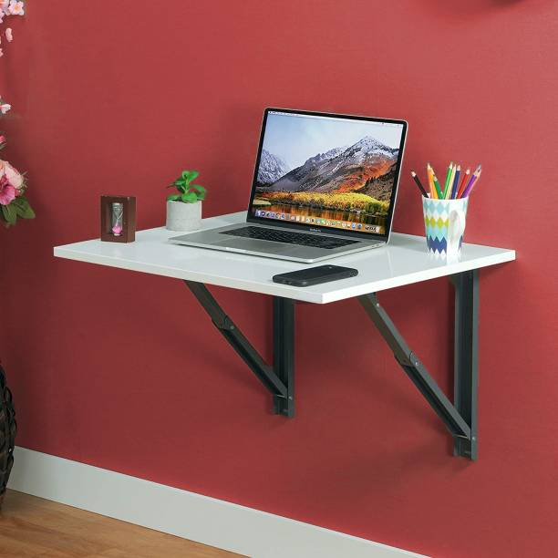 Flipkart Perfect Homes Studio Marker Board Table for Laptop/Study/Writing/dining Recommended Wall Table for Laptop for Office/Home/ Portable Desk Lap   Kids Study Wall Desk Folding   Best Study/laptop Engineered Wood Study Table