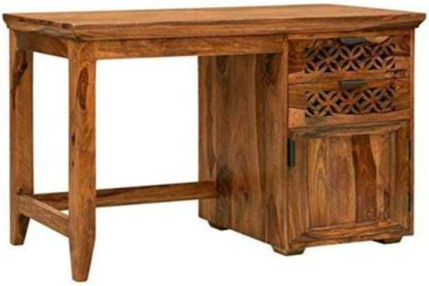 Credenza Study Table Solid Wood Office Table