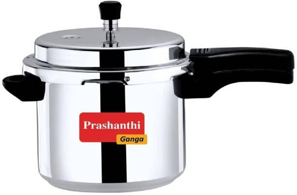 PrashanthiGanga 3 L Pressure Cooker