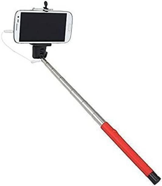 DELMOHUT Cable Selfie Stick