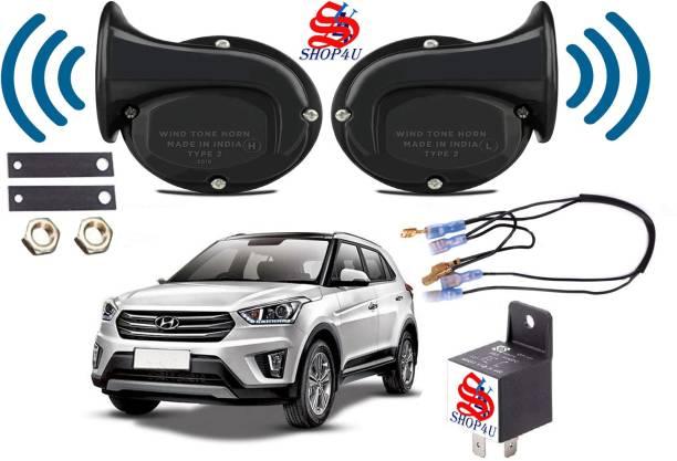 SHOP4U Horn For Hyundai Creta