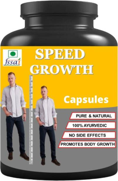 Zemaica Healthcare Speed Growth Height Increase Capsules