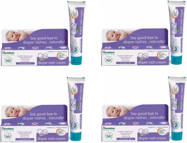 HIMALAYA Baby Diaper Rash Cream 50g * 4pc