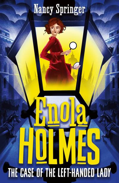 Enola Holmes 2: The Case of the Left-Handed Lady