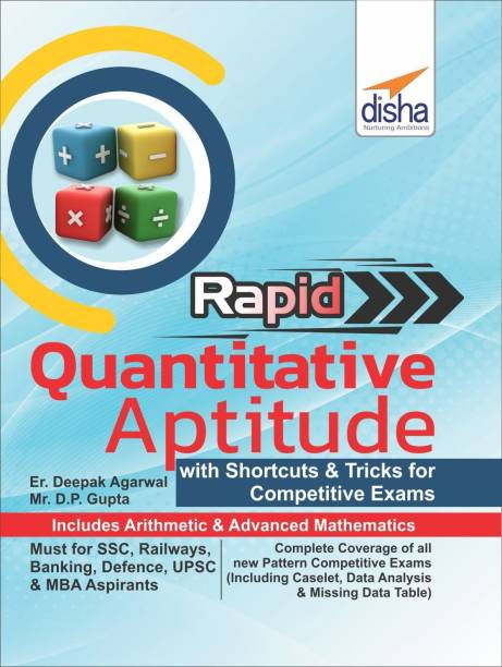 Rapid Quantitative Aptitude - Includes Airthmetic & Advanced Mathematics