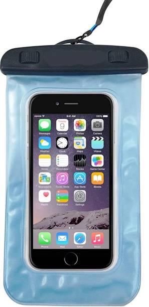 Reiz Pouch for High Quality Waterproof Underwater Bag Rain Cover For All Mobiles