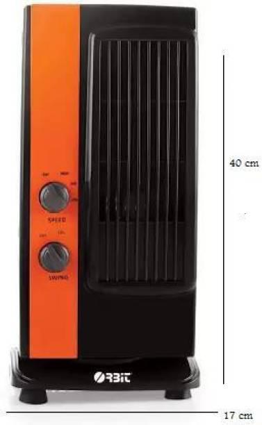 ORBIT Passion 4 mm Energy Saving 3 Blade Tower Fan