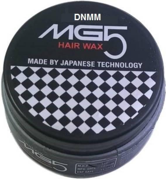 DNMM MG5 Hair Wax For Hair Styling Japanese Technology (100 Gram) Pack 1 100 gm Hair Gel (100 g) Hair Wax