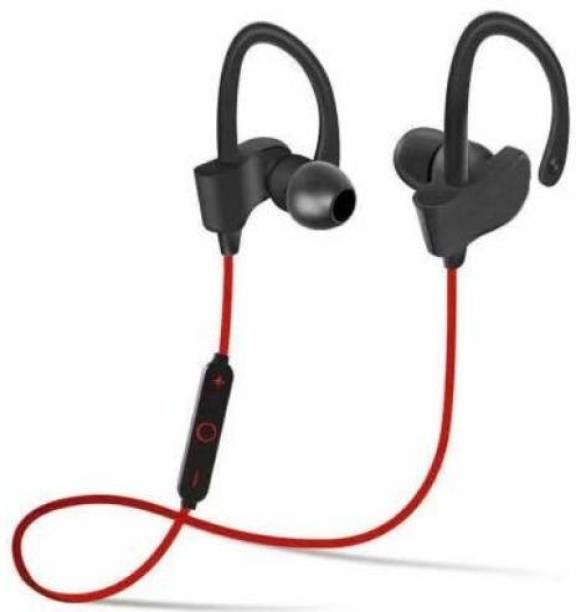 SYARA UJJ_408B_QC10 Neck Band Bluetooth Headset Bluetooth Headset