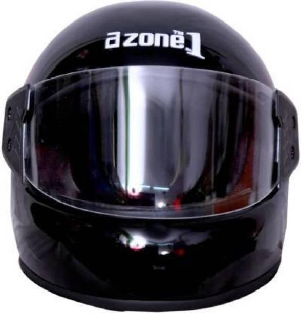 azone1 PT-011-ISI-PN-Black Motorbike Helmet
