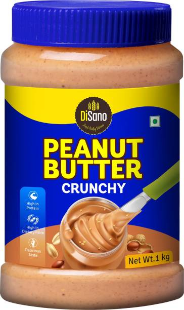 DiSano Peanut Butter Crunchy 1 kg