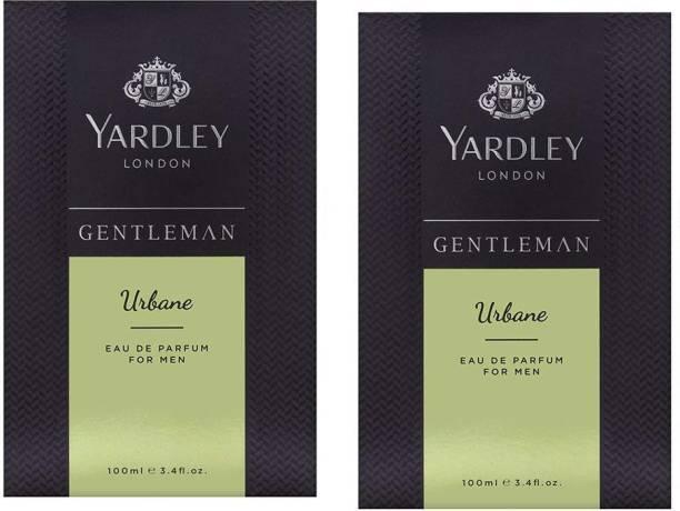 YARDLEY 1 Urbane Perfume For Men 100 Ml *2Pcs Eau de Toilette  -  200 ml