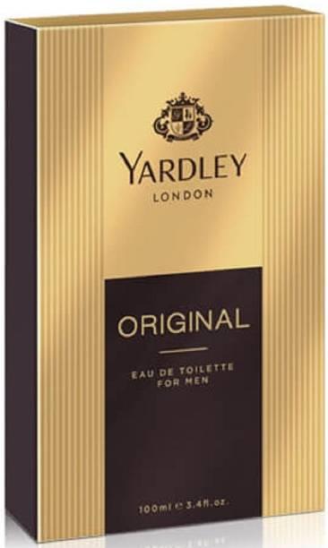 YARDLEY Original Perfume For Men 100 Ml *1 PCs Eau de Toilette  -  100 ml