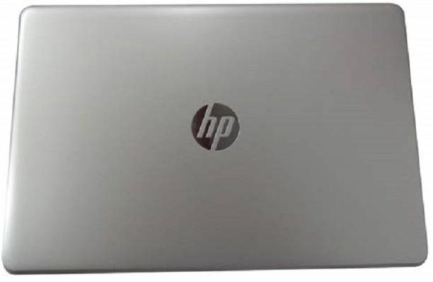 PRDLAPTOP Laptop led Top Panel Back Cover for hp Pavilion Hp15bs 15-bs 15-bw 15q-bu 250 g6 Non Glossy Matte Finish Panel L03442-001 with Bazzel and with Hinges Silver LED 15 inch Replacement Screen