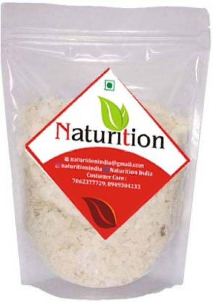 NATURITION PREMIUM QUALITY POHA /FLATTENED RICE - 500GM Poha (Long Grain, Raw) (0.5 kg) Poha (Medium Grain, Polished)