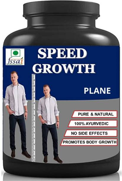 Zemaica Healthcare Speed Growth Height Increase Plane Pack Of 1