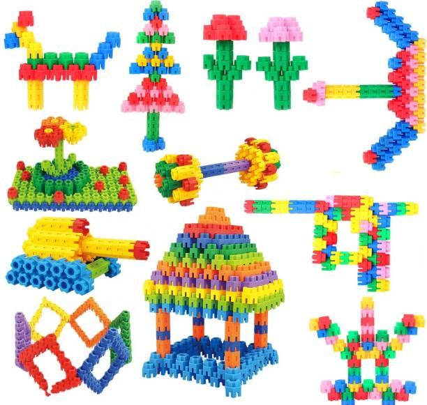 TechHark Smart Activity Fun and Learning Hexagonal Blocks for Kids