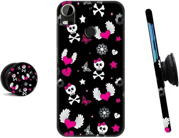 Hello Case Back Cover for HTC Desire 10 Pro