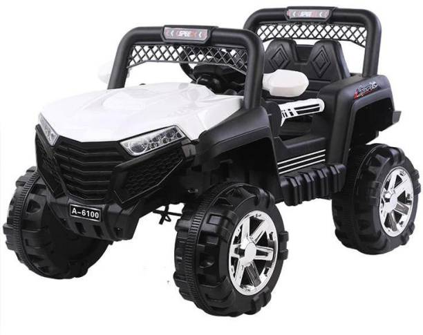 coolbaby A6100 Jeep Jeep Battery Operated Ride On