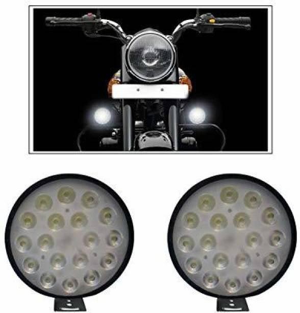 SMD LED Fog Light For Honda, KTM, Bajaj, Yamaha Discover ST