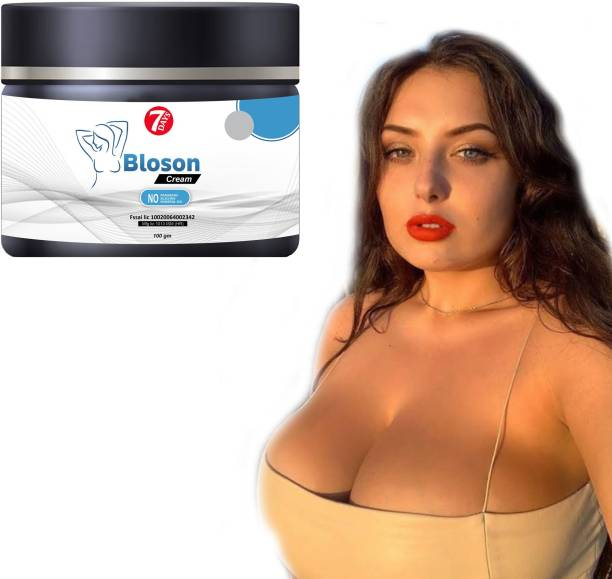 7 Days Bloson Cream Breast Enhancement Cream-Natural Breast Enlargement-Firming and Lifting Cream-Natural Enhancer&Alternative to Surgery for Women-Firms,Plumps & Lifts your Boobs