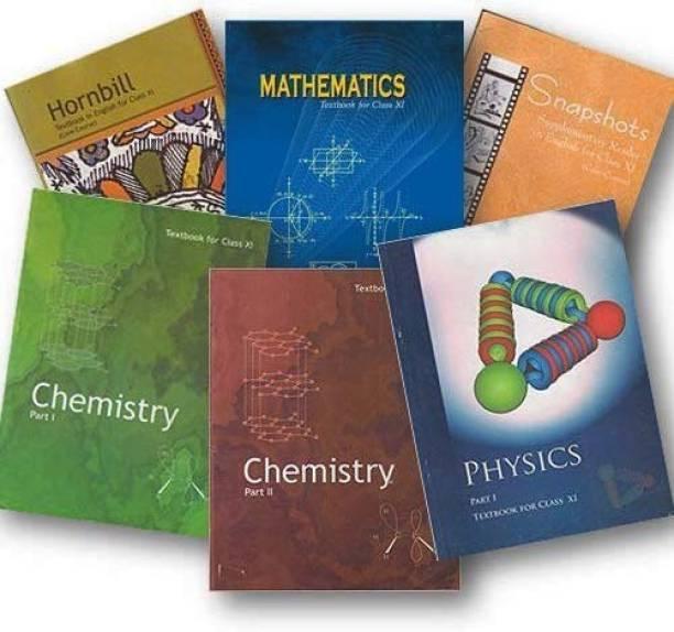NCERT (PCMScience ) Complete Books Set For Class -11 (English Medium) (Paperback Binding, NCERT)