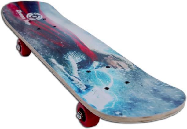 RC ENTERPRISE THOR 6 inch x 23 inch Skateboard