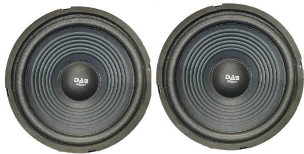 DAB 8 inch Pair ( 2 pieces) 9017 Magnet woofer speaker Subwoofer
