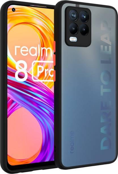 GadgetM Back Cover for Realme 8, Realme 8 Pro, Realme 8 4G