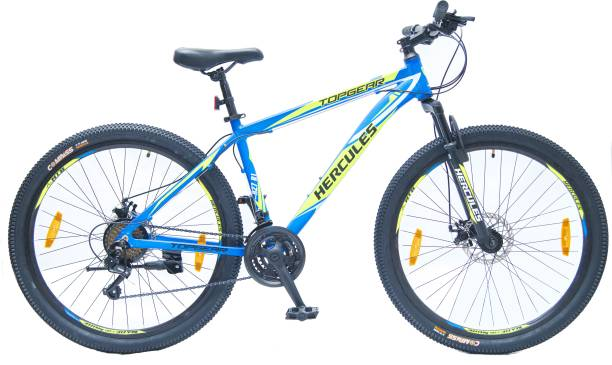 HERCULES TOP GEAR-A27 R1 With Shimano Gears 27.5 T Mountain Cycle