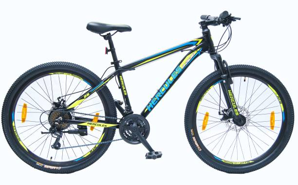 HERCULES TOP GEAR-A26 R1 With Shimano Gears 26 T Mountain Cycle