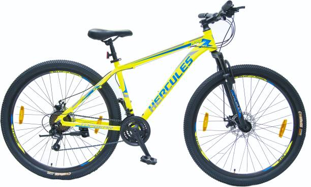 HERCULES TOP GEAR-A29 R1 With Shimano Gears 29 T Mountain Cycle
