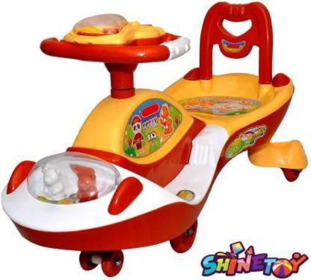SPEZOX Car Non Battery Operated Ride On