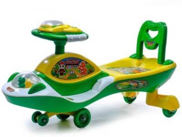 SPEZOX Rideons & Wagons Non Battery Operated Ride On
