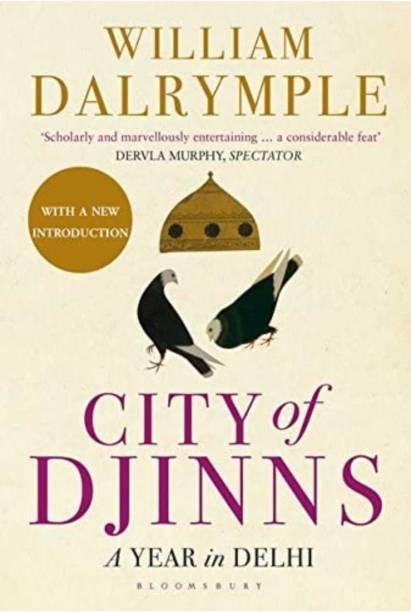 City Of Djinns (English, Paperback, Dalrymple William)