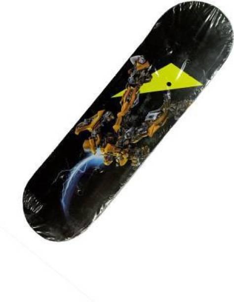 FIVARA AVENGER SKATEBOARD 6 inch x 24 inch Skateboard