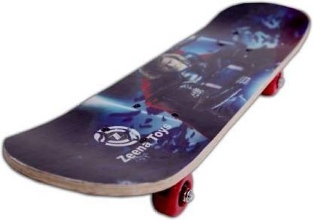 ZARTHA THOR SKATEBOARD 0.45 inch x 23 inch Skateboard