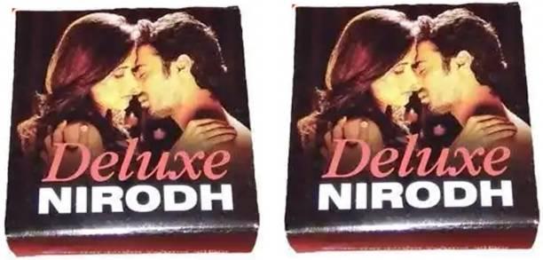 Deluxe 600 PCS NIRODH Condom