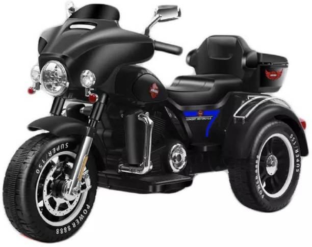 coolbaby Lookalike Harley Bike Bike Battery Operated Ride On