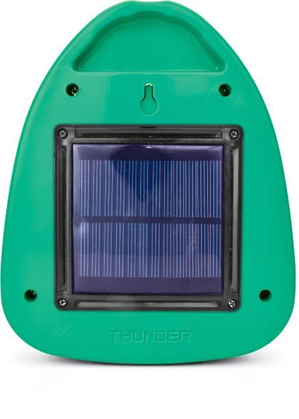 THUNDER ARROW SOLAR LED LIGHT WITH CHARGER AND 2000 MAH BATTERY Lantern Emergency Light