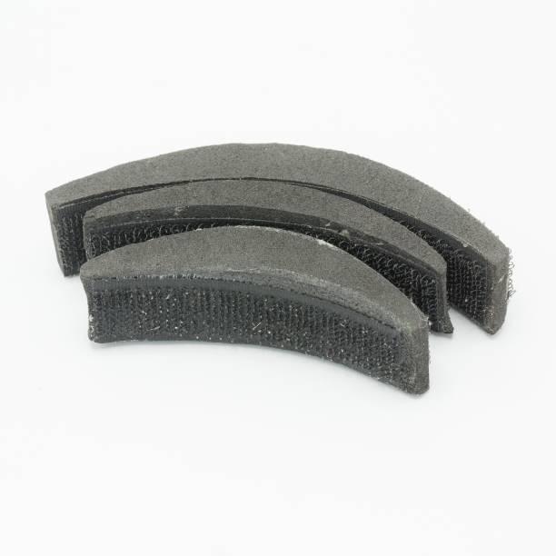 BlingOn Hair Puff Up Maker Volumizer Banana Bumpits (Black) - Set of 3 Pieces Hair Clip
