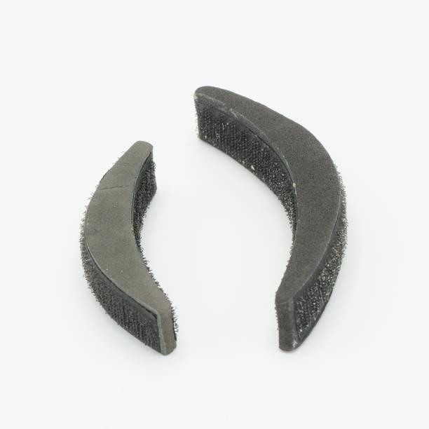 BlingOn Hair Puff Up Maker Volumizer Banana Bumpits (Black) - Set of 2 Pieces Hair Clip
