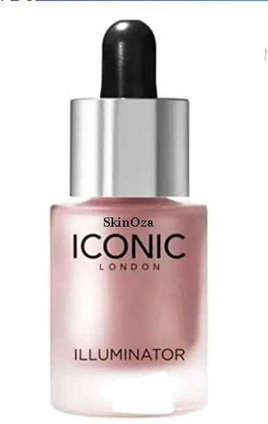 SkinOza ICONIC london Illuminator Liquid Highlighter (blossom Iconic )  Highlighter