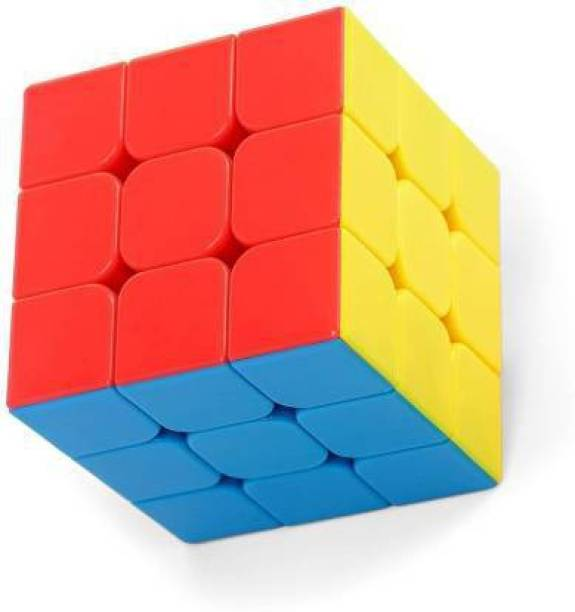 PRRO Extremely Smooth Speed Magic rubik Cube Professional Magic Square Cube Puzzle Educational Toys For Children Gift -009