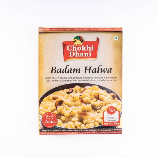 Chokhi Dhani Foods Badam Halwa 250 gm 250 g