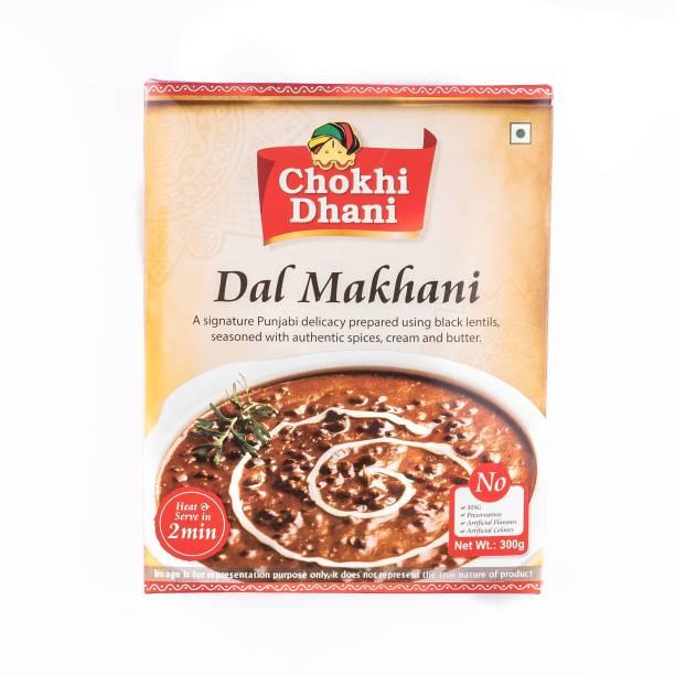Chokhi Dhani Foods Dal Makhani 300 gm 300 g